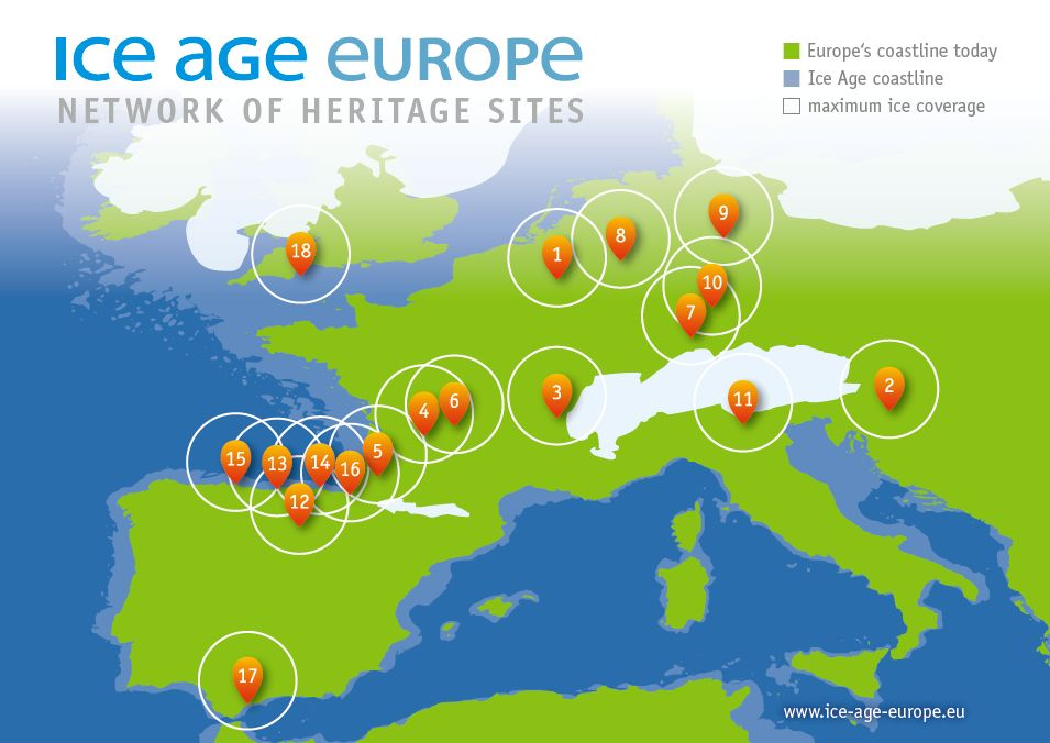 Network News Ice Age Europe
